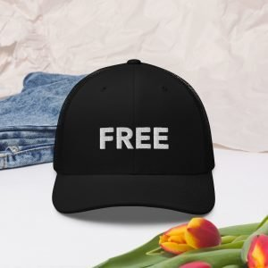 Gorra Relieve FREE